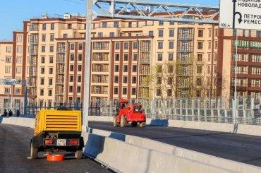 Мост Бетанкура протестируют 13мая