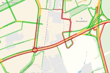 ПоМурманскому шоссе невыехать изПетербурга
