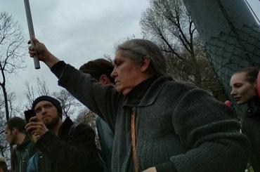 Петербургский омбудсмен прокомментировал митинг «Онвам нецарь»