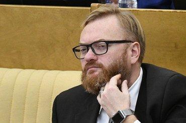 Милонов предлагает ввести налог для велосипедистов