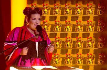 Евровидение-2018 выиграла израильская певица