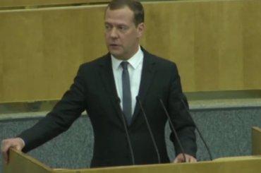 Медведев: Нужно принимать решение поизменению пенсионного возраста