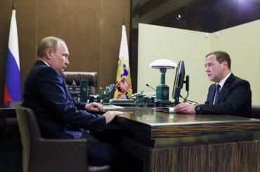 Путин оставил Мединского, Шойгу иЛаврова напрежних постах