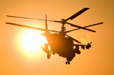 Вертолет Ка-52 разбился вСирии, оба пилота погибли