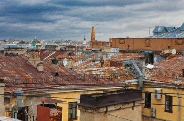 Опасных крыш вПетербурге станет меньше