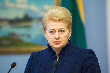 Литва переименовала Грузию