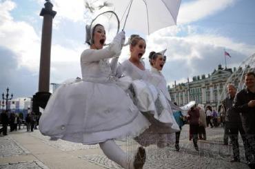 Смольный опубликовал программу мероприятий наДень города