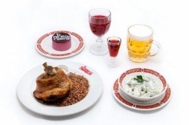 Лучшие ресторанные меню кЧМ 2018 выбрали вПетербурге