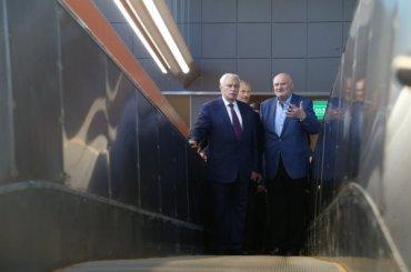 Новые станции метро вПетербурге официально открыты