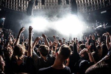 Правоохранители сорвали панк-концерт вПетербурге