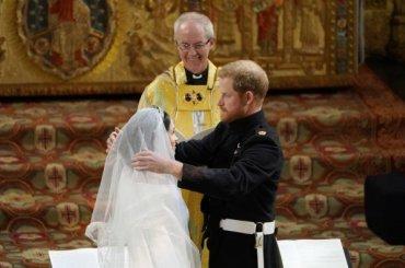 Принц Гарри женился наМеган Маркл