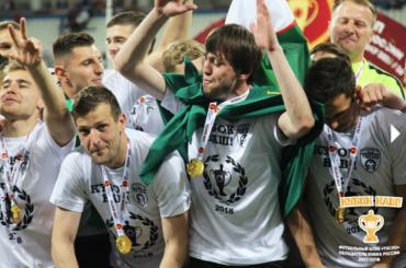 «Тосно»— «Авангард»: Кубок России впервые ушел вЛенобласть