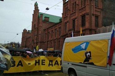 Дуров прокомментировал марш взащиту Telegram вПетербурге
