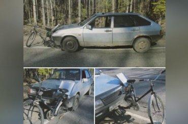 Пьяный полицейский насмерть сбил велосипедиста вЛенобласти