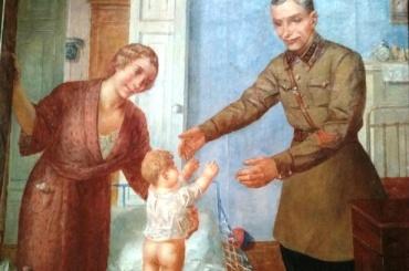 ВРусском музее— выставка Петрова-Водкина