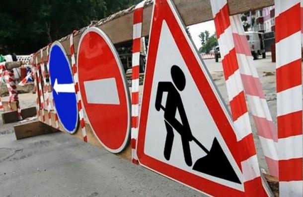 Два съезда наКАД перекроют из-за ремонтных работ