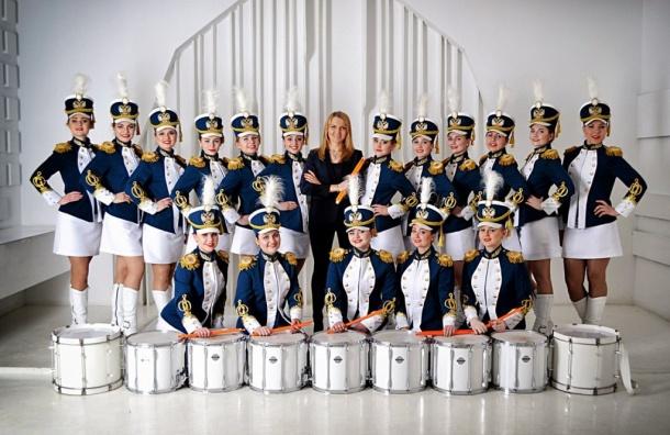 Парад барабанщиков пройдет вПетербурге наДень города