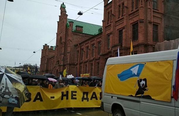 Дуров призвал выйти намитинг в столицеРФ против блокировки Telegram