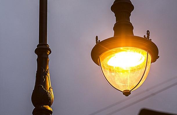 Освещение наУниверситетской набережной обойдется почти в27 млн рублей