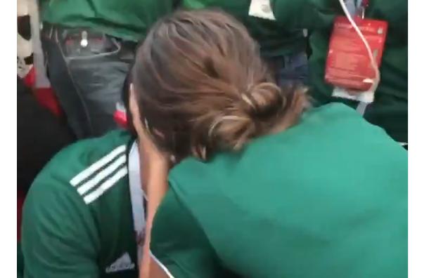 Команда Мексики обыграла сборную Германию вматчеЧМ