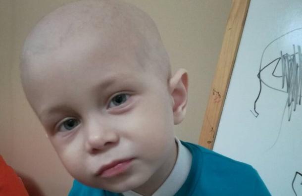 Двухлетнему Даниле требуется помощь