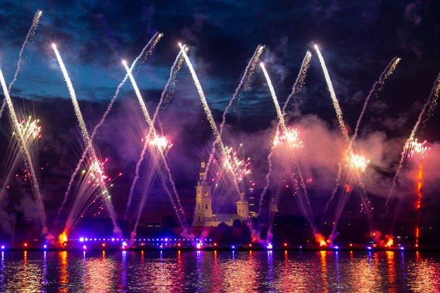 Алые паруса в Петербурге, 23-24 июня, 7