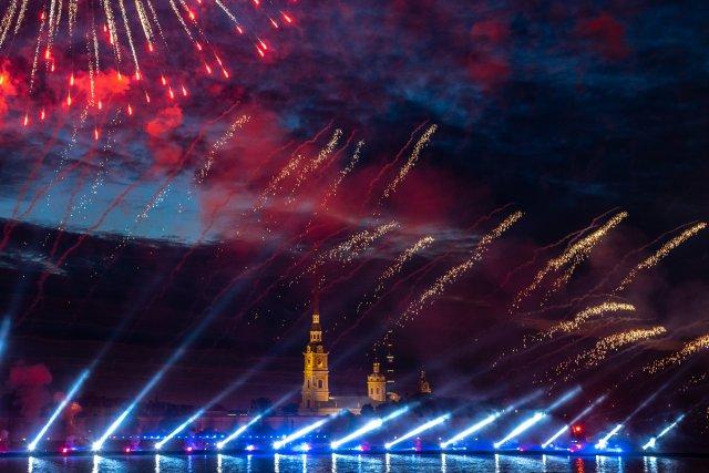 Алые паруса в Петербурге, 23-24 июня, 2