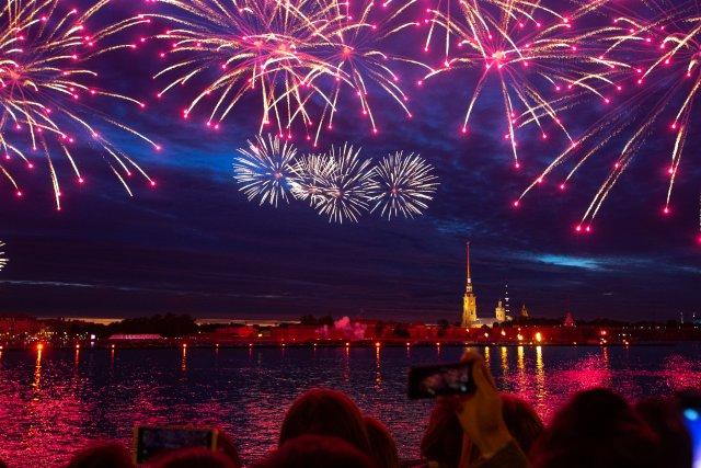 Алые паруса в Петербурге, 23-24 июня, 15