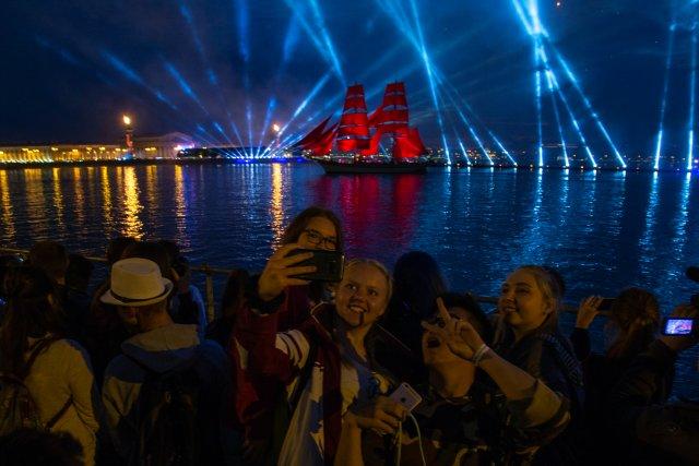 Алые паруса в Петербурге, 23-24 июня, 6