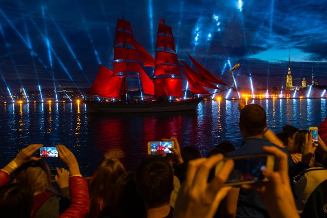 Алые паруса в Петербурге, 23-24 июня, 5
