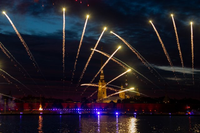 Алые паруса в Петербурге, 23-24 июня, 9