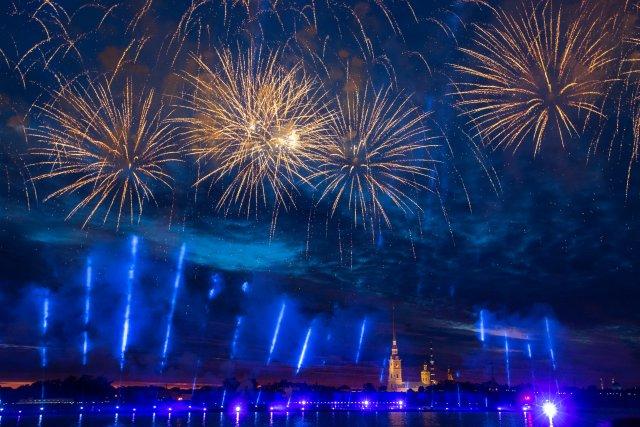 Алые паруса в Петербурге, 23-24 июня, 14