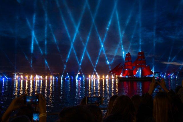 Алые паруса в Петербурге, 23-24 июня, 4