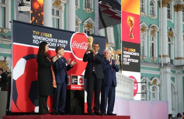 Полтавченко рассказал, накаком уровне пройдет ЧМ-18 вРоссии