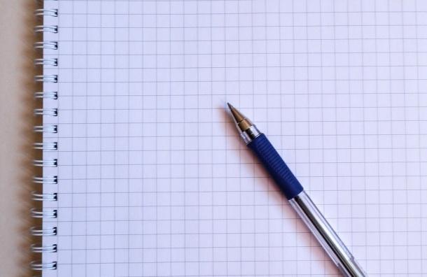 Министр просвещения удивлен почерком петербургских школьников