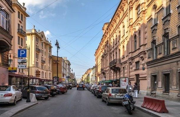 Вишневский просит Полтавченко ограничить работу баров наРубинштейна