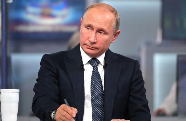 Рейтинг Путина подкосился после новостей опенсионной реформе