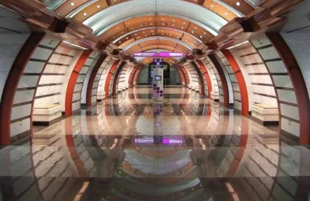 Кольцевая линия метро появится вПетербурге до2048 года