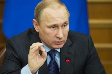 Путин: условий для возвращения Крыма Украине нет