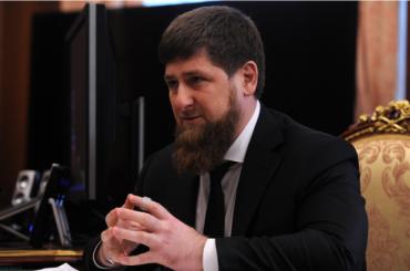 Кадыров рассказал освоей реакции напесню Слепакова