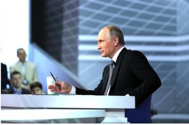 Петербуржец попросил Путина остановить рост цен набензин