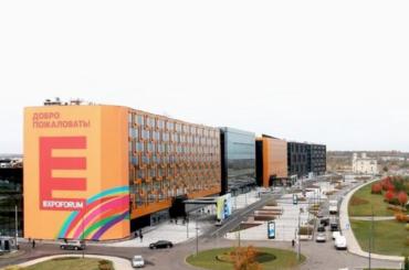 Транспортную развязку у«Экспофорума» построят за3,9 млн рублей