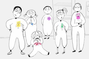 БФ «Галчонок» создал мультфильм отравле вшколе