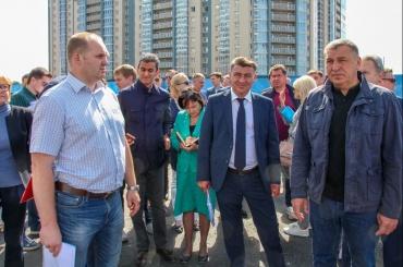Албин раскритиковал развитие намыва Васильевского острова