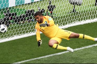 Футболистов Саудовской Аравии накажут запровал наоткрытии ЧМ-2018