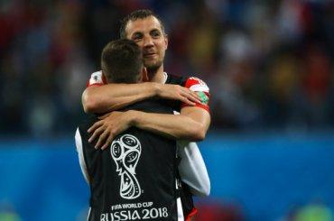 История вдеталях: матч Россия— Египет наснимках Игоря Руссака