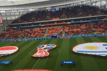 FIFA начинает расследование после матча вЕкатеринбурге