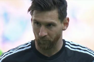 Месси сотоварищи несмогли одолеть сборную Исландии