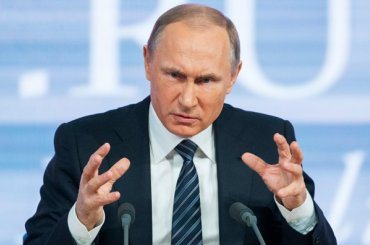 Путин объяснил свою нелюбовь кНавальному