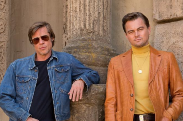 Леонардо ДиКаприо иБрэд Питт показали образы новых героев Тарантино